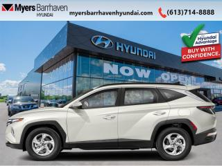 New 2022 Hyundai Tucson Preferred  - Navigation -  Remote Start - $198 B/W for sale in Nepean, ON