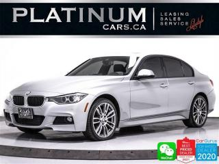 Used 2015 BMW 3 Series 335i xDrive, AWD, MSPORT PKG, NAV, CAM, HEATED, BT for sale in Toronto, ON