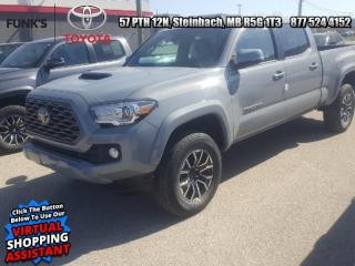 New 2021 Toyota Tacoma TRD Sport  - Navigation for sale in Steinbach, MB