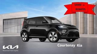 New 2021 Kia Soul EV EV Limited for sale in Courtenay, BC