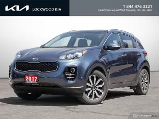 Used 2017 Kia Sportage PANO ROOF   ONE OWNER   CARPLAY & ANDRIOD AUTO for sale in Oakville, ON