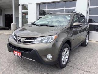 Used 2013 Toyota RAV4 AWD 4dr XLE for sale in North Bay, ON