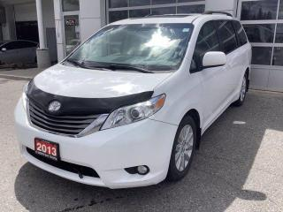 Used 2013 Toyota Sienna 5dr V6 XLE 7-Pass AWD for sale in North Bay, ON