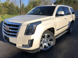 Used 2015 Cadillac Escalade PREMIUM 4WD for sale in Cayuga, ON
