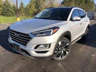 Used 2019 Hyundai Tucson ULTIMATE HTRAC AWD for sale in Cayuga, ON