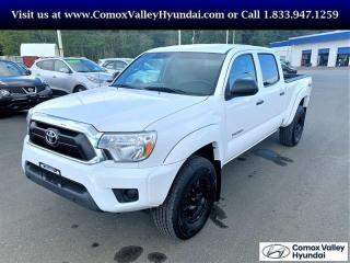 Used 2013 Toyota Tacoma 4x4 Dbl Cab V6 5A for sale in Courtenay, BC