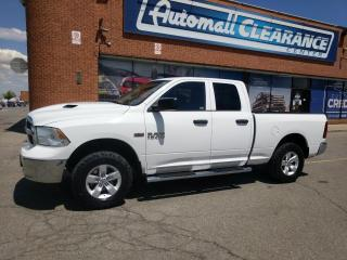 Used 2014 RAM 1500 ST for sale in Mississauga, ON