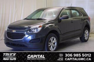 Used 2017 Chevrolet Equinox LS AWD for sale in Regina, SK