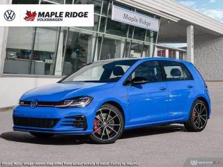 New 2021 Volkswagen Golf GTI Autobahn for sale in Maple Ridge, BC