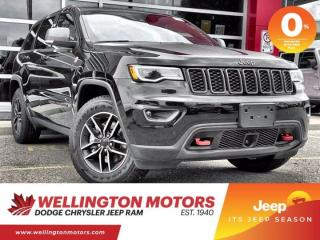 New 2021 Jeep Grand Cherokee Trailhawk for sale in Guelph, ON