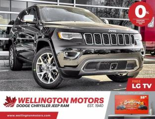 New 2021 Jeep Grand Cherokee Limited for sale in Guelph, ON