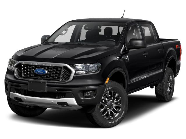 2021 Ford Ranger 4X4 SUPERCREW XLT