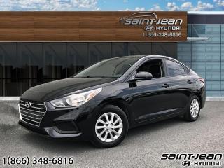 Used 2019 Hyundai Accent Preferred for sale in Saint-Jean-sur-Richelieu, QC