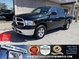 Used 2018 RAM 1500 SLT* 4x4/Crew/3.0L Eco Diesel/REMOTE STARTER for sale in Winnipeg, MB