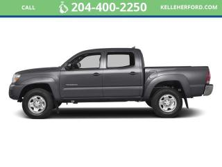 Used 2014 Toyota Tacoma for sale in Brandon, MB