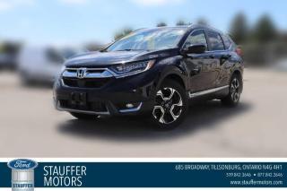 Used 2019 Honda CR-V Touring for sale in Tillsonburg, ON