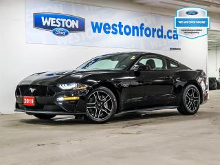 Used 2019 Ford Mustang GT+CAMERA+NAVIGATION+5.0L V8+CERTIFIED! for sale in Toronto, ON