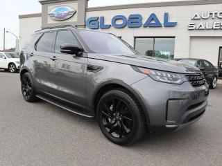 Used 2018 Land Rover Discovery HSE for sale in Ottawa, ON