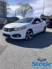 Used 2014 Honda Civic coupe si for sale in Halifax, NS