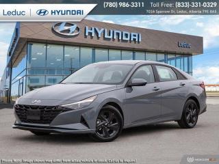 New 2021 Hyundai Elantra Preferred w/Sun & Tech Package for sale in Leduc, AB