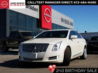 Used 2015 Cadillac XTS Platinum for sale in Kingston, ON