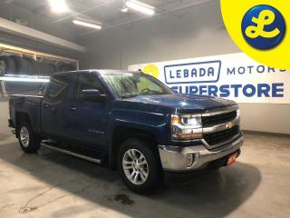 Used 2016 Chevrolet Silverado 1500 Crew Cab * 4X4 5.3L V8 * Remote Starter * Back Up Camera * Navi * Cruise Control * Steering Wheel Controls * Hands Free Calling * Heated Cloth Seats for sale in Cambridge, ON