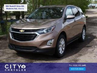 Used 2018 Chevrolet Equinox LT for sale in Medicine Hat, AB