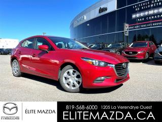 Used 2017 Mazda MAZDA3 GX for sale in Gatineau, QC