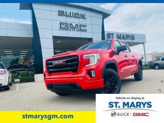 New 2021 GMC Sierra 1500 ELEVATION for sale in St. Marys, ON