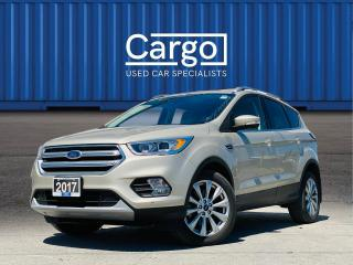 Used 2017 Ford Escape Titanium for sale in Stratford, ON