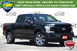 Used 2019 Ford F-150 Lariat LEATHER   MOONROOF   NAVIGATION for sale in Kitchener, ON