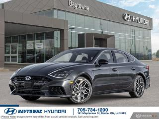 New 2021 Hyundai Sonata N-Line for sale in Barrie, ON