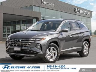 New 2022 Hyundai Tucson AWD 2.5L Preferred w/ Trend Pkg for sale in Barrie, ON