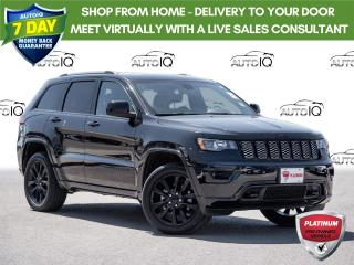 Used 2020 Jeep Grand Cherokee Laredo Altitude for sale in Welland, ON