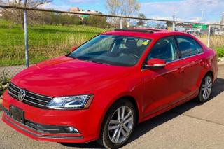 Used 2017 Volkswagen Jetta Highline 1.8T 6sp at w/Tip for sale in Ottawa, ON