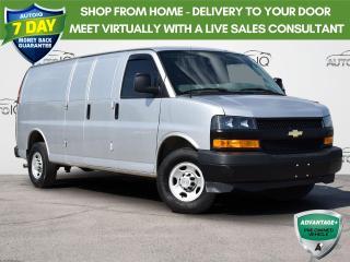 Used 2020 Chevrolet Express 3500 Work Van Low Km's . 1 ton for sale in Tillsonburg, ON