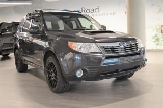Used 2010 Subaru Forester 2.5XT Limited at for sale in Richmond, BC