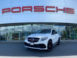 Used 2017 Mercedes-Benz AMG GLE 63 S 4MATIC Coupe for sale in Langley City, BC