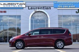 Used 2019 Chrysler Pacifica Touring Plus!! NAVIGATION!! 360 SURROUND CAMERA!! for sale in Sudbury, ON
