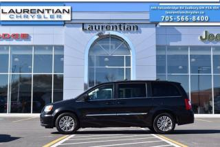 Used 2016 Chrysler Town & Country Touring!!  HEATED SEATS!!  LEATHER!! for sale in Sudbury, ON