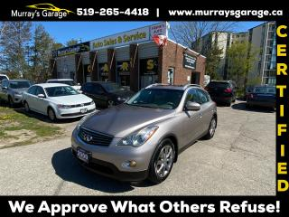 Used 2009 Infiniti EX35 EX35  AWD for sale in Guelph, ON