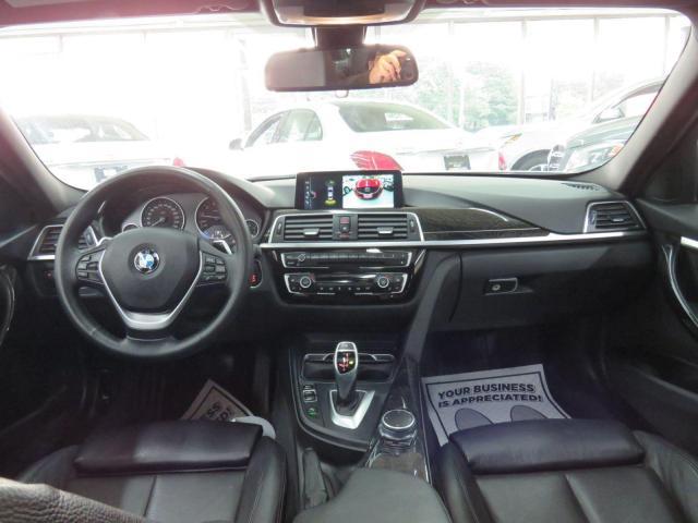 2017 BMW 330xi xDrive Navigation Leather Sunroof