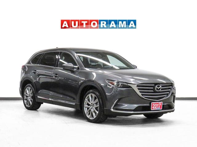 2017 Mazda CX-9 GT AWD Navigation Leather Sunroof Backup Cam
