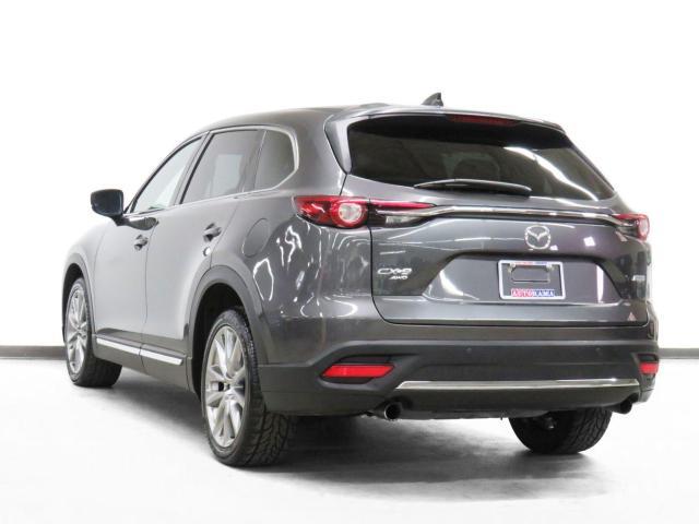 2017 Mazda CX-9 GT AWD Navigation Leather Sunroof Backup Cam