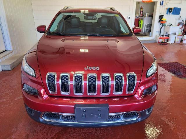 2016 Jeep Cherokee Limited 4X4 Photo5