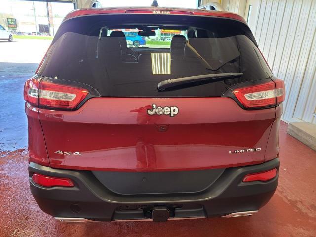 2016 Jeep Cherokee Limited 4X4 Photo7