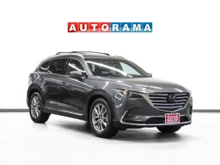 Used 2018 Mazda CX-9 GS-L AWD Navigation Leather Sunroof Backup Cam for sale in Toronto, ON