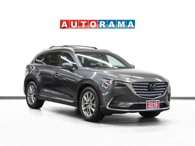 2018 Mazda CX-9 GS-L AWD Navigation Leather Sunroof Backup Cam