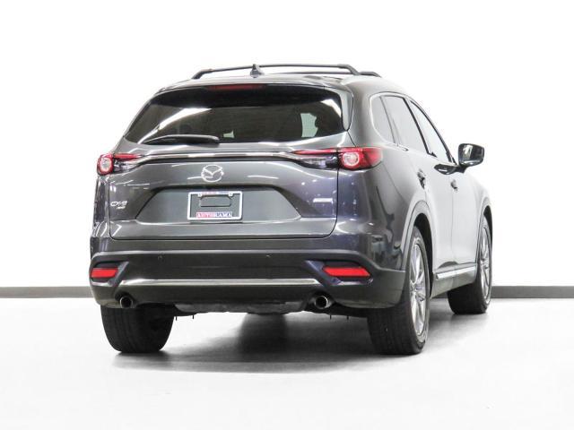 2018 Mazda CX-9 GS-L AWD Navigation Leather Sunroof Backup Cam