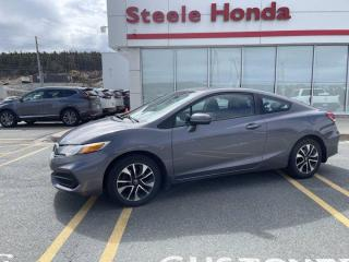 Used 2014 Honda Civic COUPE EX for sale in St. John's, NL